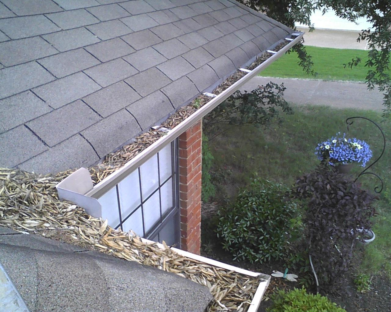 Recommended Gutter Cleaning Schedule