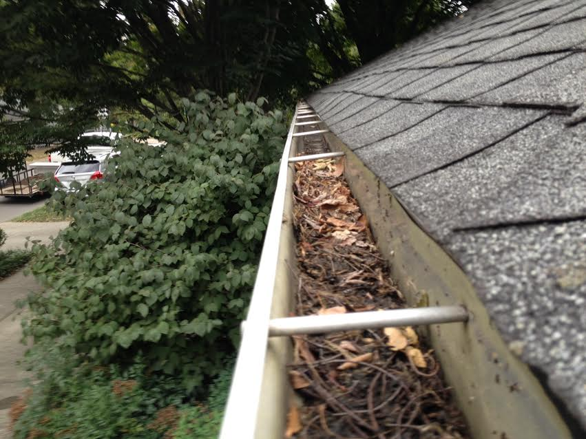 lexington-gutter-cleaning