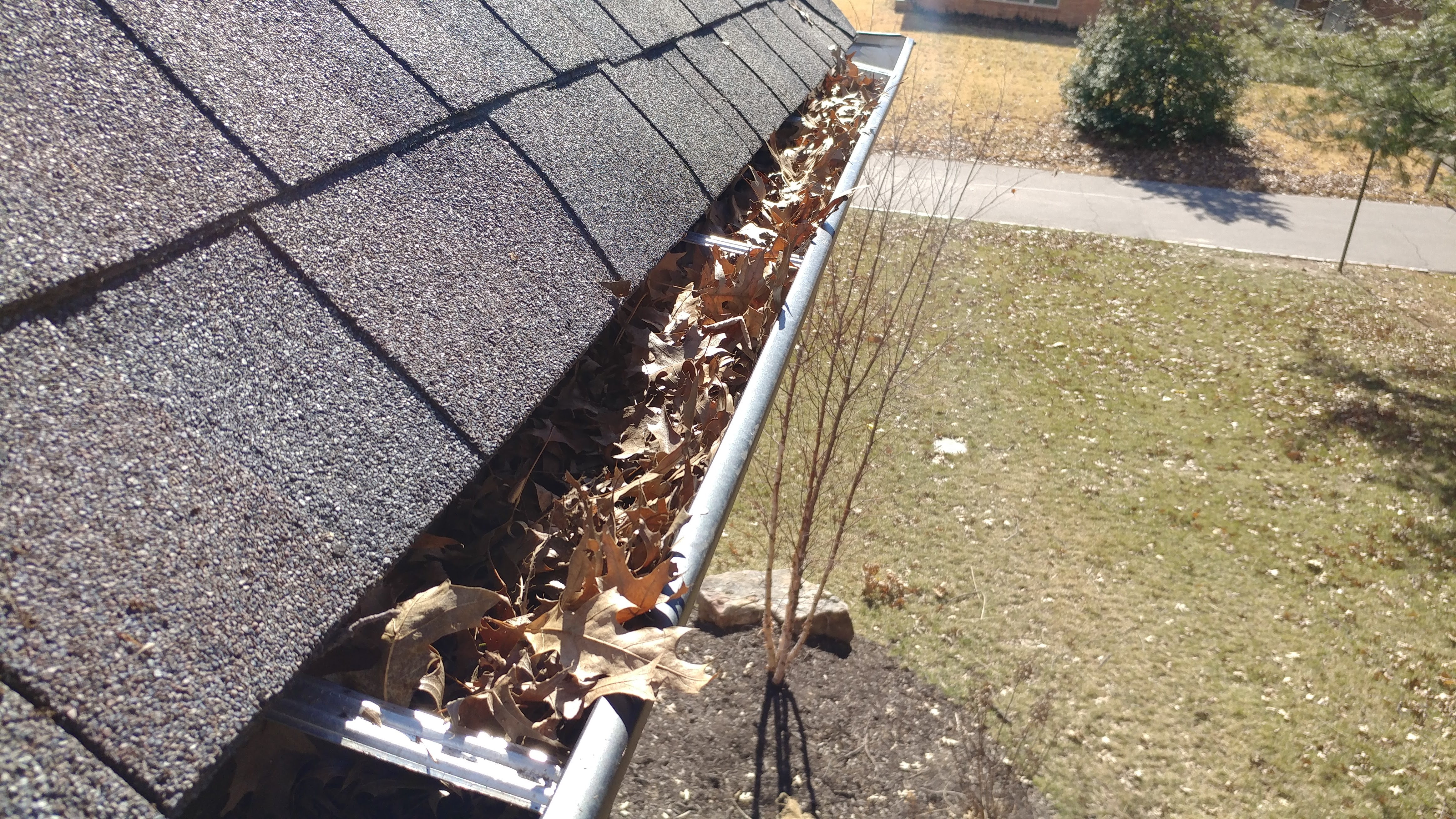 Recent Gutter Cleaning St Louis Mo February 16 2017