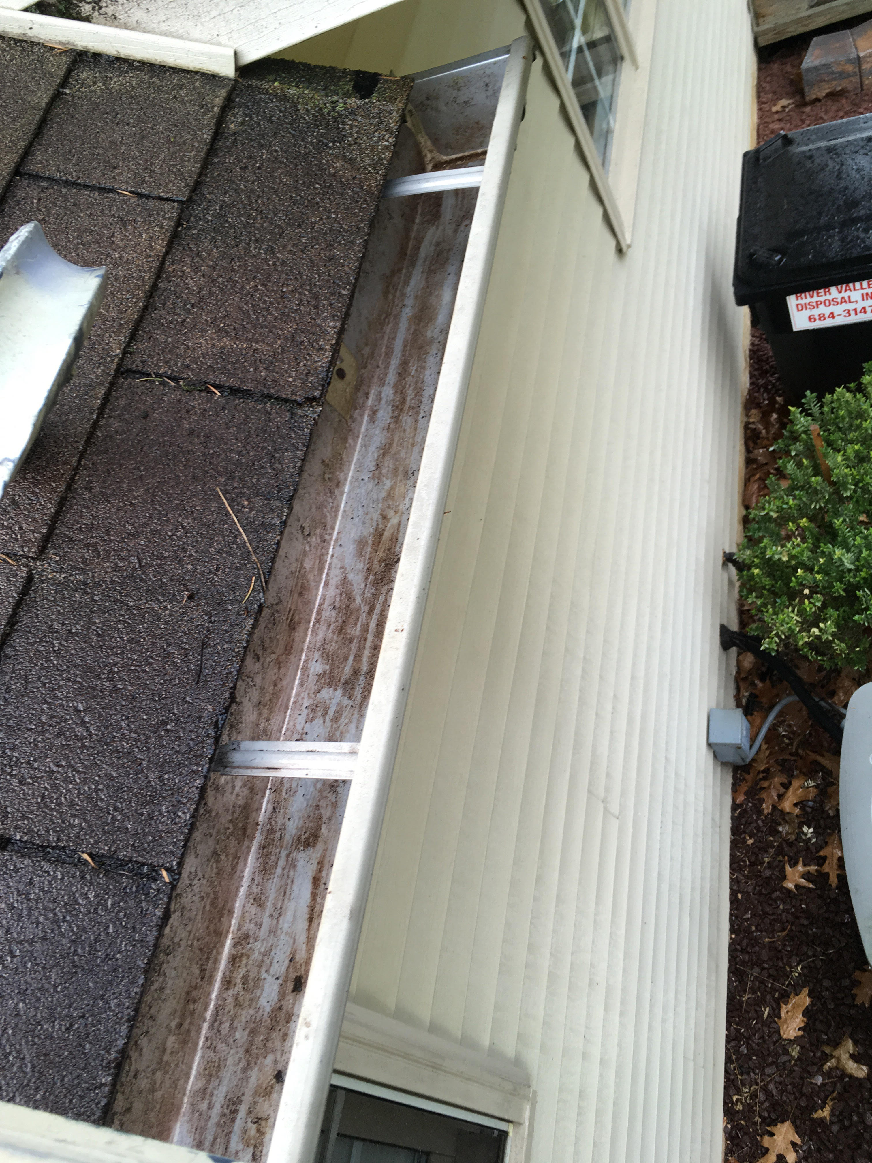 Recent Gutter Cleaning Millersville Pa February 22