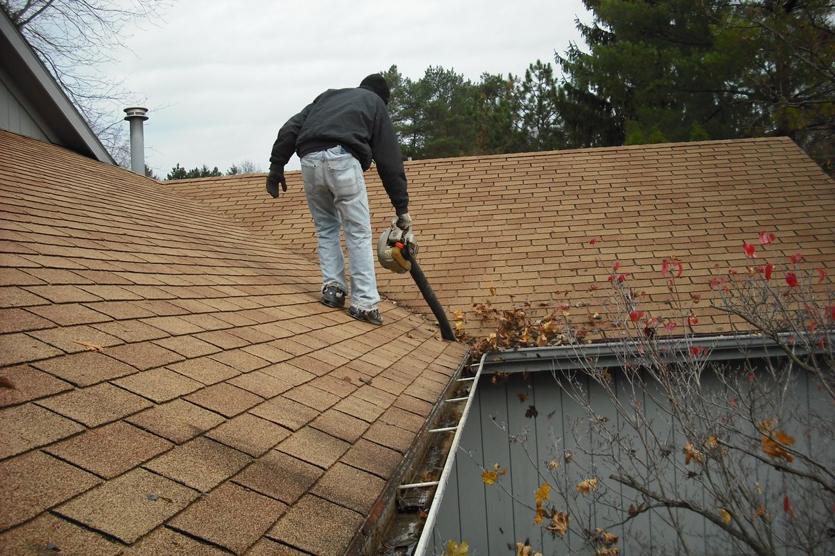 Why You Should Choose Gutter Cleaning for A Healthy Living