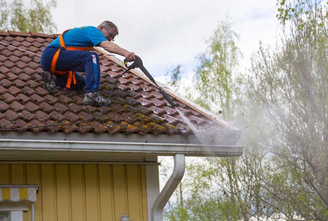 The Best Way To Clean Gutters Clean Pro Gutters