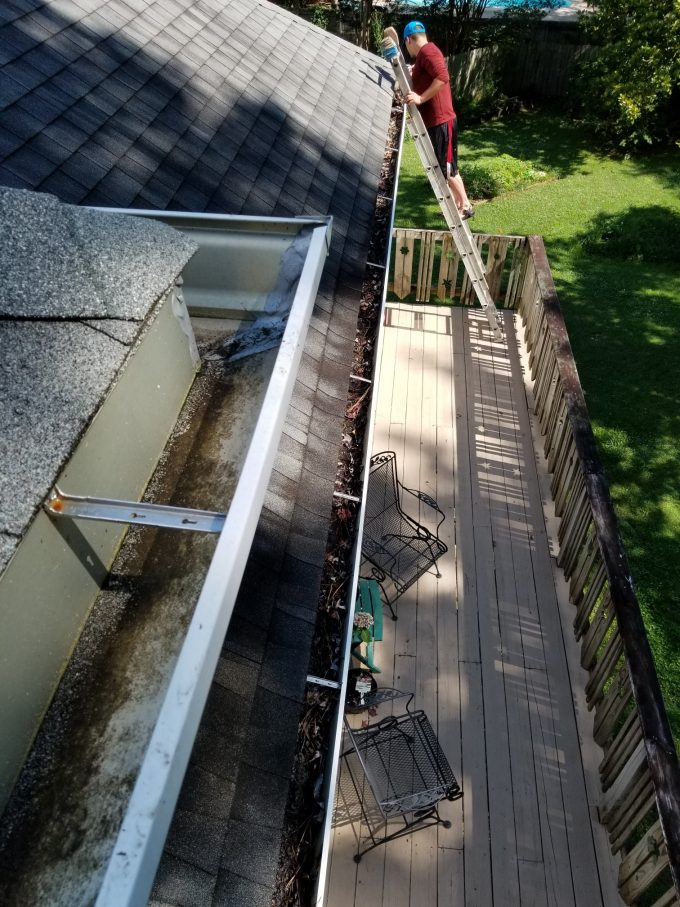 Local Gutter Cleaning