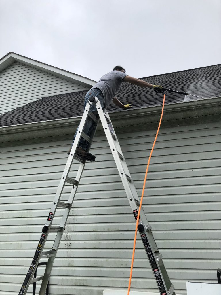 Roof and Gutter Cleaners