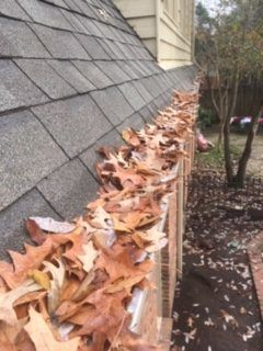 Gutter Cleaning Near Memphis, Gutter Cleaner Near Memphis