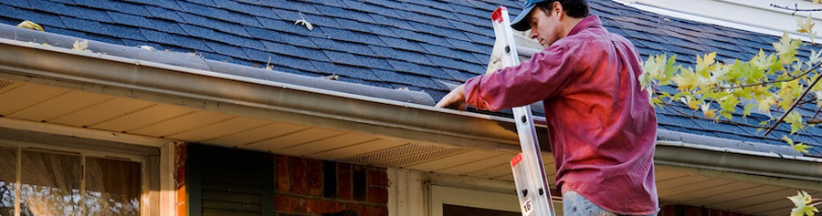 gaithersburg md Gutter Cleaning