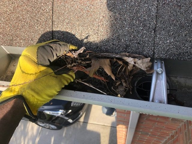 why hire a professional gutter cleaning company cincinnati